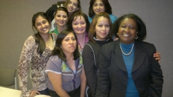 Now THAT's Impact: Chicago Bilingual Nurse Consortium has helped over 70 internationally educated nurses obtain their Illinois nursing certification.